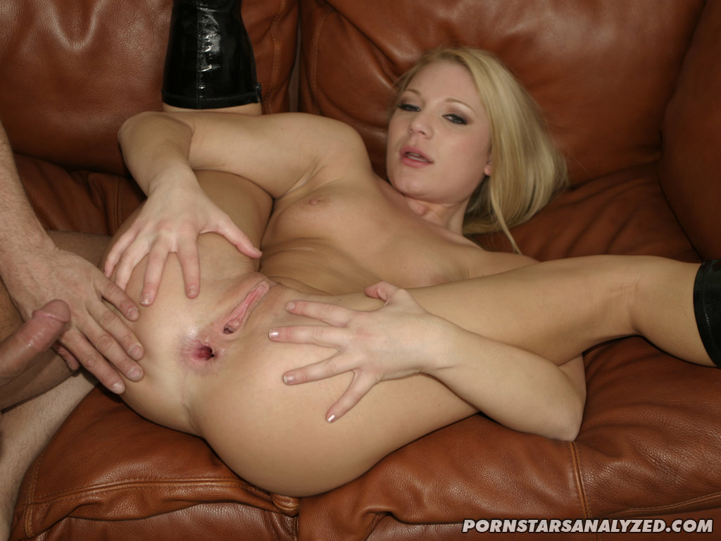 Agreeable Blond And Her Footjob