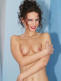 Gang bang photos with pornstar babe Claudia Rossi