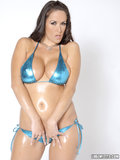 Carmella Bing Oils Up Her Beautiful Tits In This Photo Set from Lube My Tits