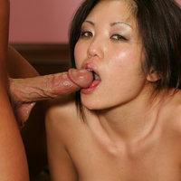 Asian Schoolgirl Kaiya Lynn Strips And Gets Fucked In This Photo Set