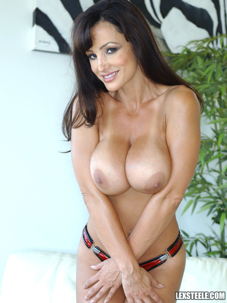 Lisa ann milf bone