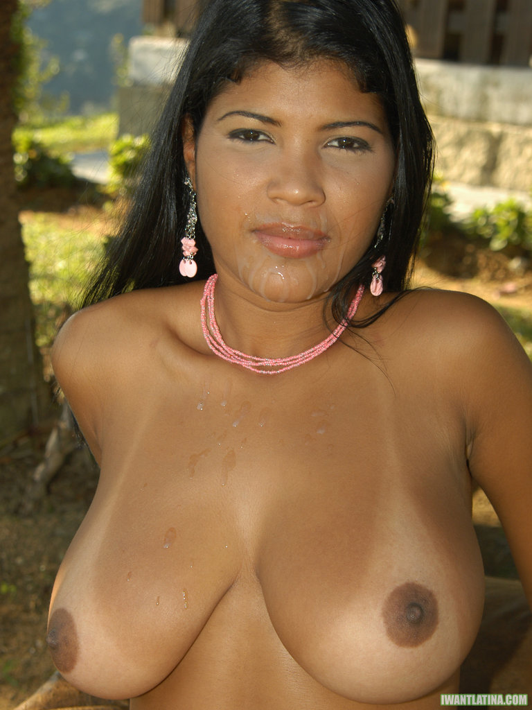 hot nude puerto rican woman