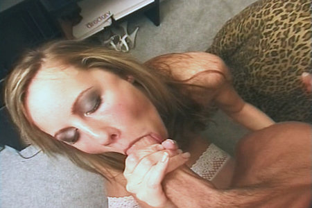Awesome blonde blowjob movies with fantastic Margo