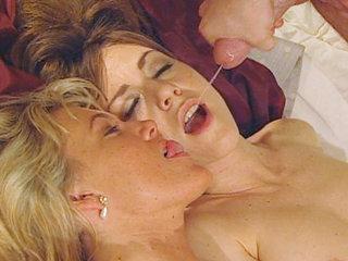 Fabulous pornstar 3some action on six hardcore vidoes