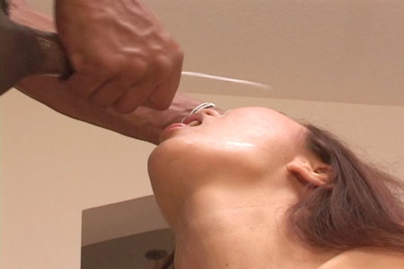Innocent Asian girl Heidi Ho sucking and fucking on camera