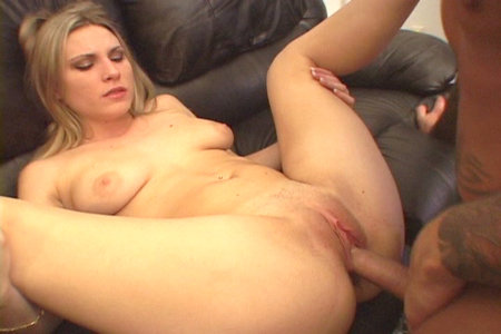 Harmony's cream pie hardcore action in this internal cum series