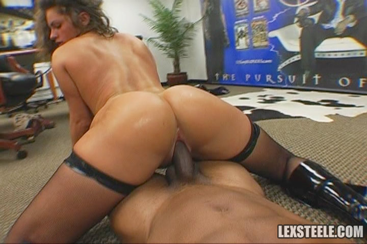 Pornstar lex steele interracial something