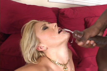 Staci Thorn choking on rackhard cocks and liking it from Bang Me Boys