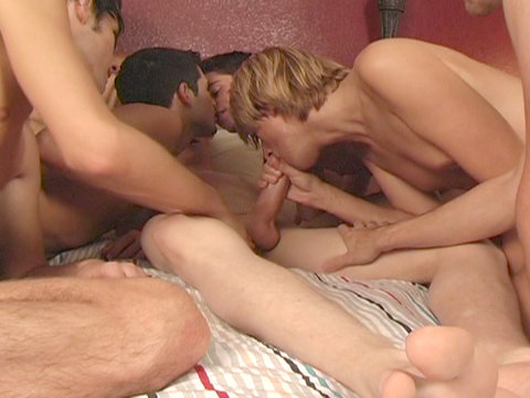 8 Naked School Boys   Blowjob loving twinks have oral sex in this hardcore scene