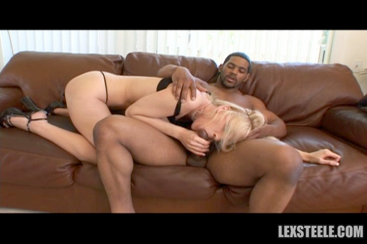 Black hooker fucked rough from behind 5