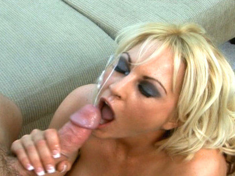 mega hot blond abused