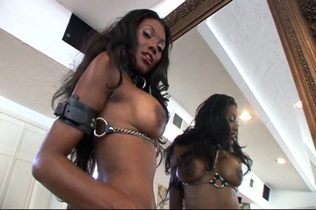 Lexington Steele destroyed gorgeous ebony chick from Black Reign X