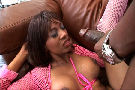Kaylani Cream likes to get dirty with mean pervert