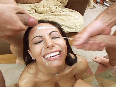 Lela Star in a wild blowbang