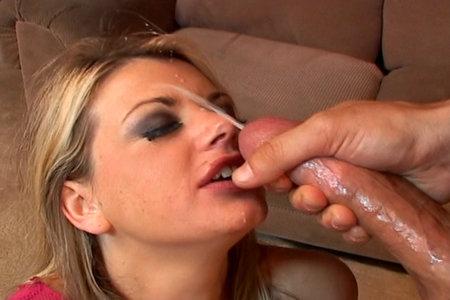Sasha s sensual blowjob