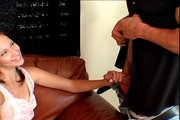 Perky Young Cristina Ass Drilled from Club Peter North