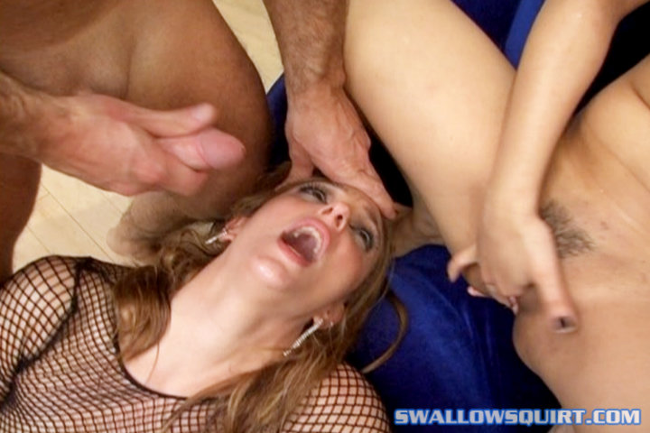 Lexi swallow squirt