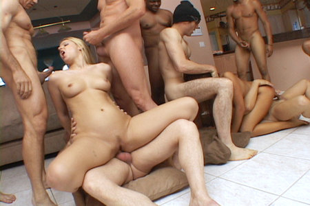Hollie Stevens likes rough treatment from her new fuckers