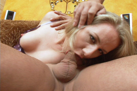 Blond slut is a total cum whore in these vids