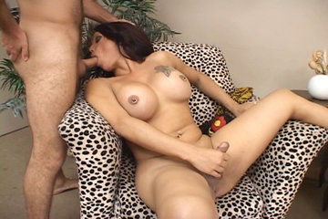Hot Tranny fucks her friend from More Than a Girl