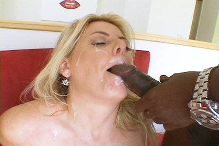 Blond goes interracial with Lexington Steele in this Lex series from Lex Steele
