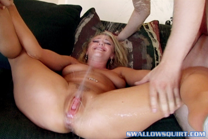 squirt party