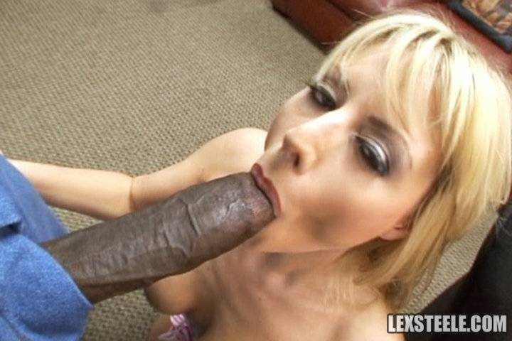 Interracial lexington steele