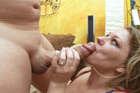 Amateur Cum Swallowing Slut Licks A Big Cock from Load My Mouth