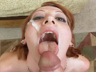 Dick Sucking Whore - Dick Sucking Whore Brianna Bree Loves The Taste Of Cum Down Her Throat