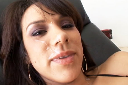 Latin slut doggied from behind from Lex POV