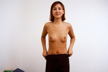 Asian My Lee appears in porn audition ten years ago from First Sex Video