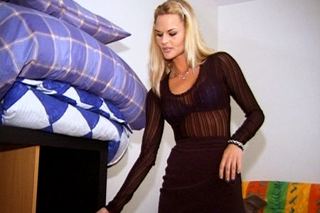 Young blonde Katja Kean nailed from behind after Auditioning for Private Casting Call