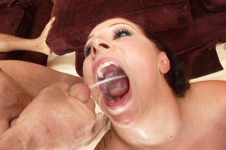 фото полный рот кончины