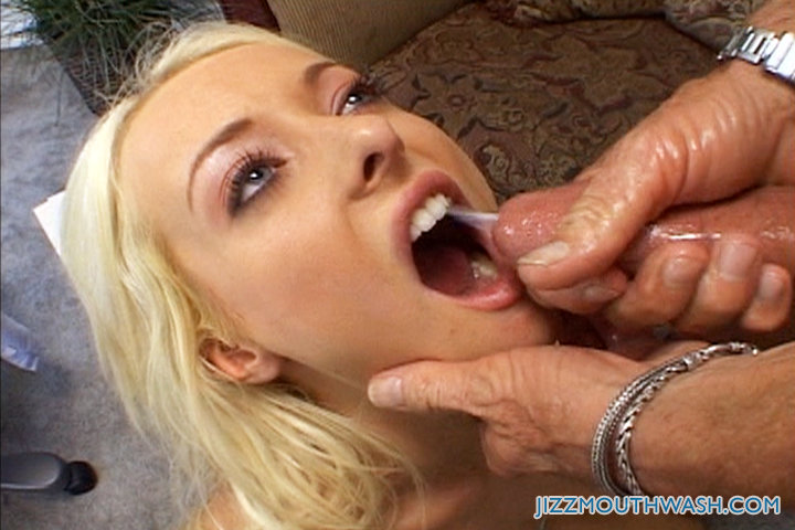 sucking after cumming