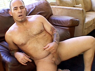Gay Solo Masturbation : Justin Snyder sucks super biggest cumload after biggest wanking session!