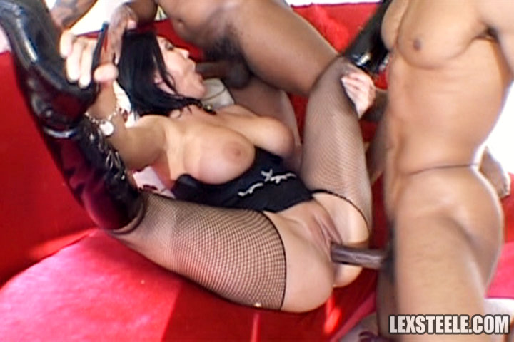 Claire dames lexington steele anal