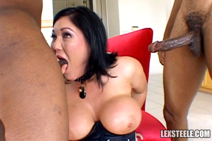 Opinion, claire dames lexington steele anal are not