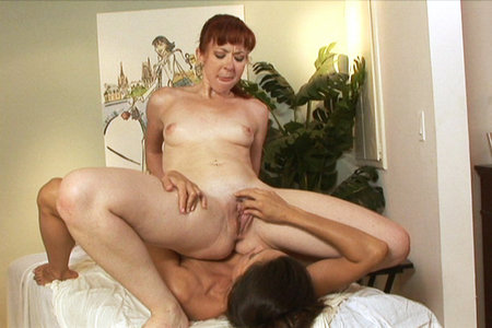 Massage parlor sex scene with Trinity Post and Stephanie Swift from Club ...