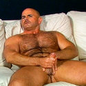 Steve Majors gay older men/daddies video from Studs Over 40