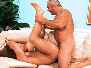 from Yousef over 40 minutes of gay porn