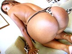 Hot anus slut gets have sexual intercourse cruel. Hot arse slut gets fuck heavy by a huge black monster cock