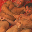Studs Over 40 gay older men/daddies video