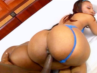 Beauty Dior fucked from behind by Justin Slayers big black cock while Cherokee waits her turn