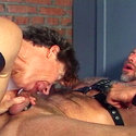 Tom Southern gay older men/daddies video from Studs Over 40