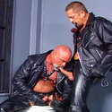 Steve Hurley gay older men/daddies video from Studs Over 40