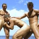 Renato Bellagio gay jocks/frat boys video from Big Cocks And Jocks