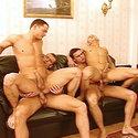 Adrian Bradshaw gay jocks/frat boys video from Big Cocks And Jocks