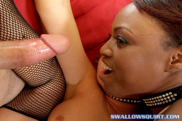 Black pussy squirting riding dick