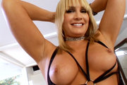 Perky babe Flower Tucci squirts on Lex's cock while getting fucked like a little whore from Lex POV