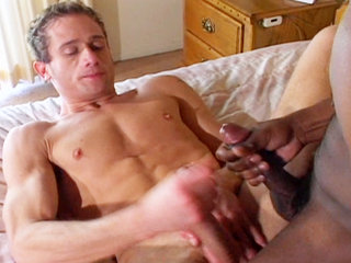 Gay Videos XXX : Jocks Zane West and Mellow do anal and masturbaition!